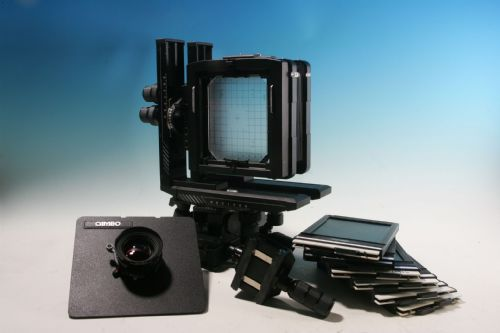 Large Format cameras + accessories